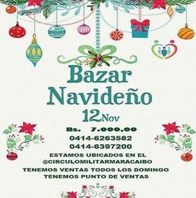 Bazargarajemaracaibo - Bazar Navideño 2016