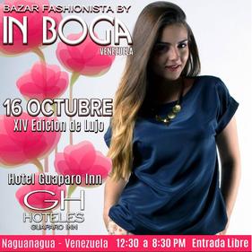 Bazar Fashionista By In Boga Venezuela - XIV Edición de Lujo