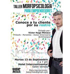 Taller - Morfopsicología Para Emprendedores