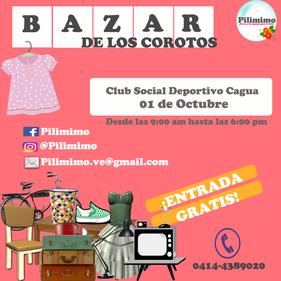 Bazar de los Corotos - Cagua