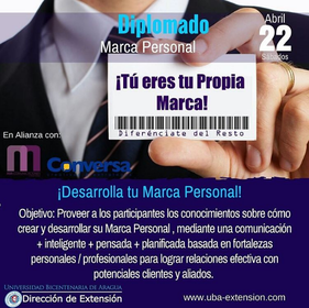 Diplomado Marca Personal - UBA
