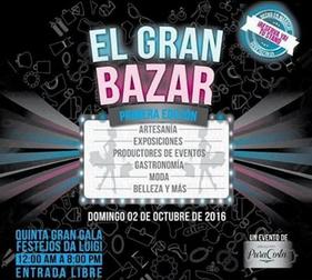 El Gran Bazar - Primera Edición