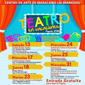 CAMLB - Teatro en Vacaciones