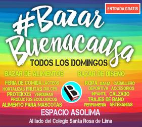 Bazar Buenacausa
