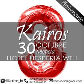 ExpoBazar Kairos - 3er Aniversario, Valencia