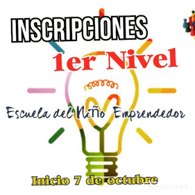 Expoeventos Creativos - Escuela Niño Emprendedor