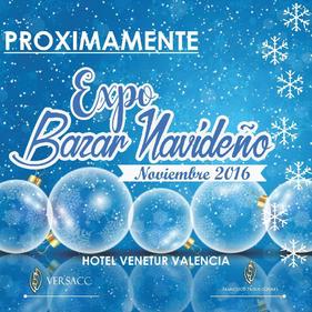 Francesco Producciones - Expo Bazar Navideño 2016