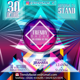 Trendy Bazar - 2da Edición
