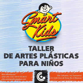 Smart Kids - Taller De Artes Plásticas Para Niños