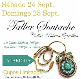 Taller de Soutache - Acarigua