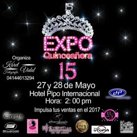Expo Quinceañera - Karet Vidal Fotografía