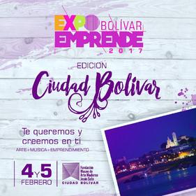 Expo Bolívar Emprende - Edición Ciudad Bolívar