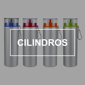 cilindros publicitarios, cilindros promocionales, cilindros metalicos, cilindros de plastico, promocionales alexa
