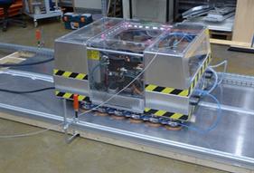 Mobiweld: FSW-Roboter