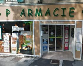 Pharmacie de la Comète Chalons en Champagne - madeinchalons