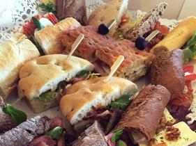 Del Italia lunchpakket