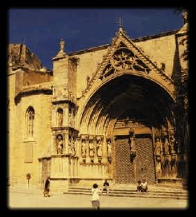 Portal de los Apóstoles (Morella. Comunidad Valenciana).).