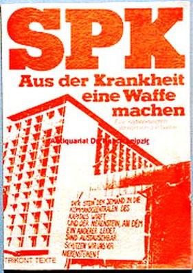 Bogudgivelse fra Sozialistisches Patientenkollektiv i Heidelberg