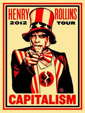 Shepard Fairey Capitalism