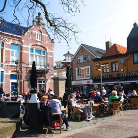 Den Burg auf Texel