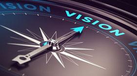Le pilotage stratégique définit la vision, et assure la conduite du changement pour atteindre les objectifs stratégiques