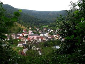 Ramberg zwischen Ramburg und Neuscharfenstein