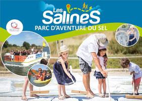 Les Salines, partenaire touristique du réseau d'hébergeurs Sud-Vendée Vacances