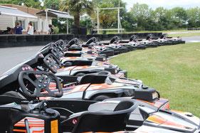 Le Karting Philippe Alliot, partenaire touristique du réseau d'hébergeurs Sud-Vendée Vacances