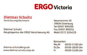 ERGO_Versicherung Dietmar Schultz