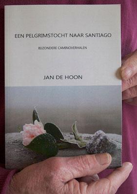 Boek: Een pelgrimstocht naar Santiago.
