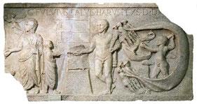OmoGirando le religioni di Ostia Antica - Dal Santuario di Ercole...