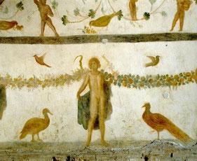 OmoGirando le Case Romane del Celio