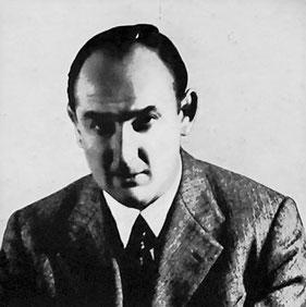 Nikita Magaloff (geb. 12. 2, 1912, gest. 26. 12.  1992)