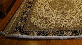 Bild: Teppich als Stolperfalle