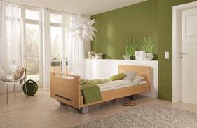 Bild: Pflegebett