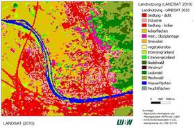 Quelle Landsat 2010 (LUBW)
