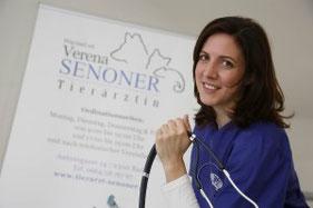 Tierärztin Verena Senoner