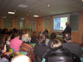 Cycle de cours 2014-2015 : Andalousie, conférence sur Picasso ©pôleartistiqueetculturel