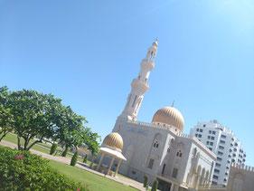 Mosque in Muscat, Oman