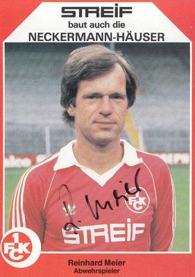 Saison 1980/81 (Foto: Archiv Thomas Butz)