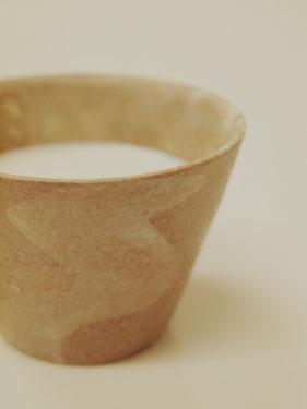 フリーカップ/半磁器 tamamiazuma
