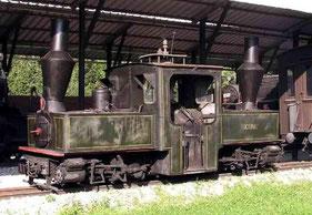 Chemin de fer 1915