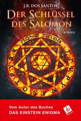 Cover des Buches Der Schlüssel des Salomon von J.R. Dos Santos