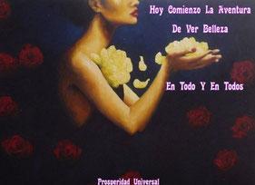 BELLEZA INTERIOR - AFIRMACIONES PODEROSAS - PROSPERIDAD UNIVERSAL
