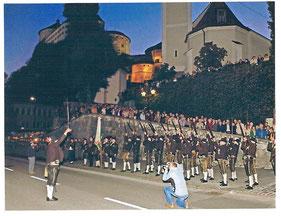 500 Jahr Jubiläum Schützengilde Kufstein
