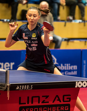A. Bernkopf - Sofia Polcanova 2018 01 18 ITTF Ungarn Open