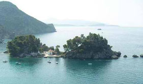 Island of Virgin Mary