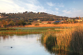 Loch 8 Lumine Lakes - © Troon®