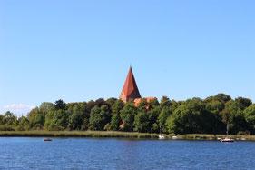 Kirchdorf auf der Insel Poel