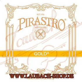 GOLD струны для скрипки PIRASTRO купить